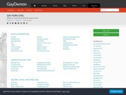 GayDemon Directory