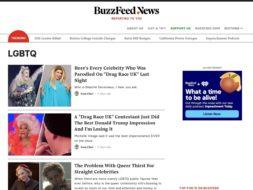 BuzzFeed LGBTQ News