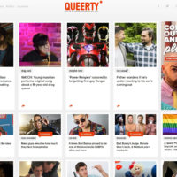 Queerty gay blog
