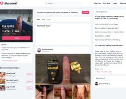 Sharesome: Big Cocks